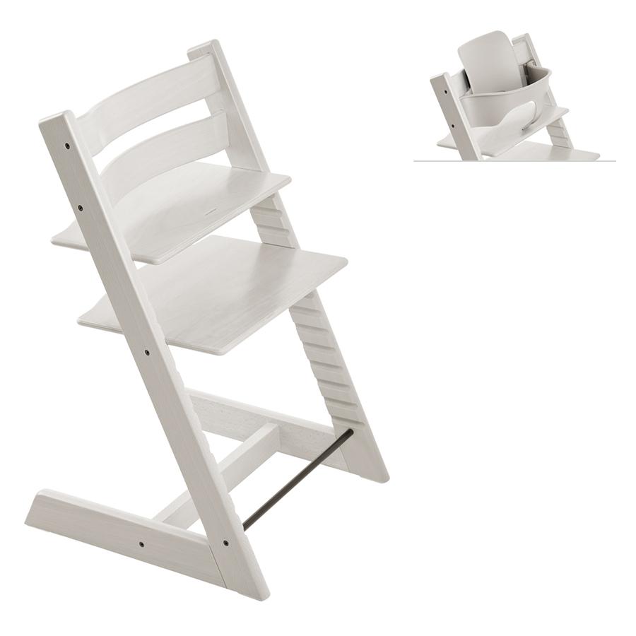 Сиденье Stokke Baby Set для стульчика Tripp Trapp WhiteДля стульев<br><br>