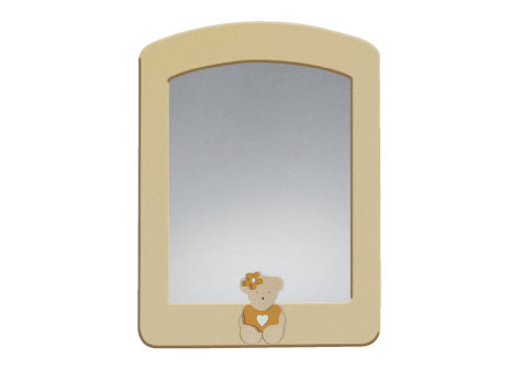 Pali Зеркало коллекция Caprice Royal (цвет слоновая кость)