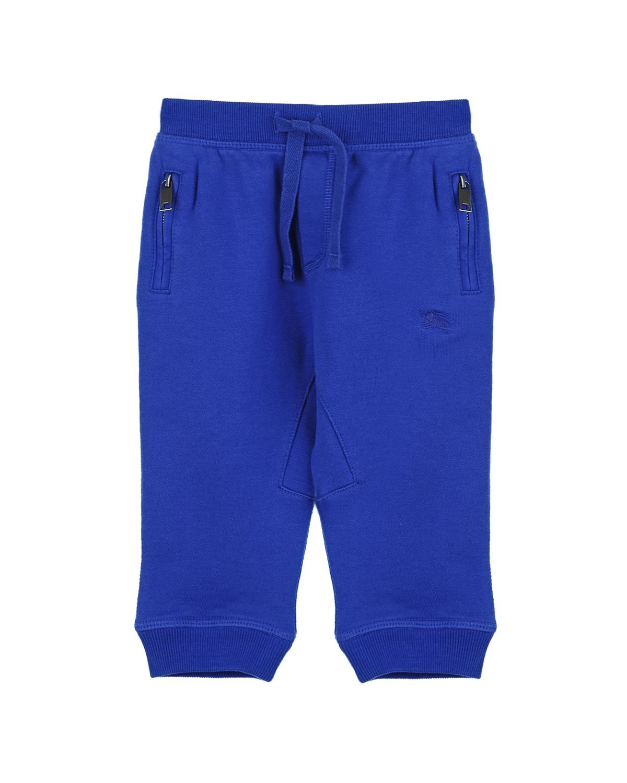 Брюки спортивные Burberry для малышейСпортивная одежда<br><br>