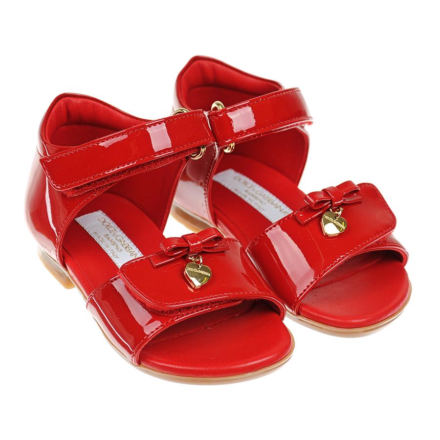 Босоножки Dolce&amp;Gabbana для малышейБосоножки, Сандалии<br><br>