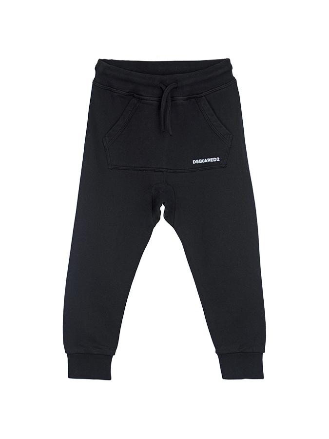 Брюки спортивные Dsquared2 для мальчиковСпортивная одежда<br><br>