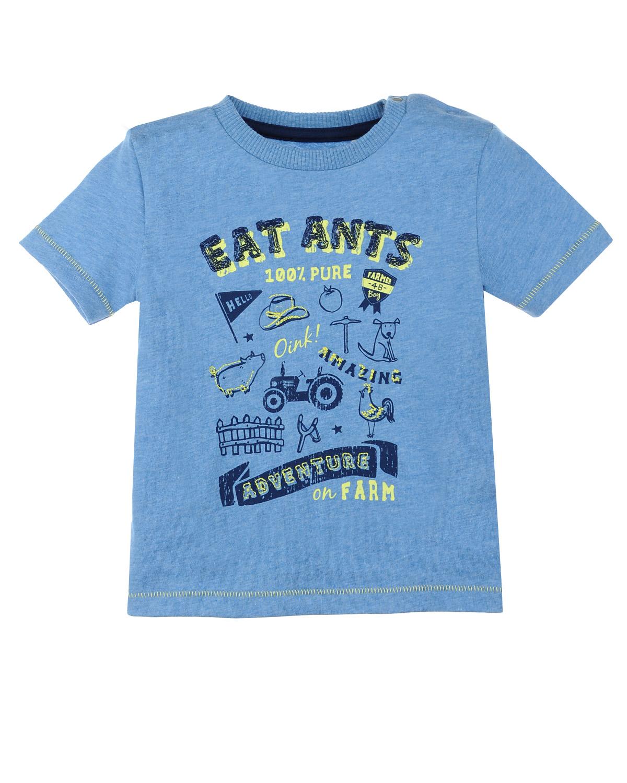 Футболка Eat Ants by Sanetta