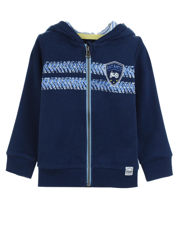 Куртка спортивная Eat Ants by Sanetta для малышейСпортивная одежда<br><br>