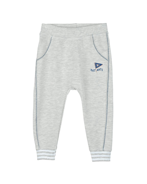 Брюки спортивные Eat Ants by Sanetta для малышейСпортивная одежда<br><br>