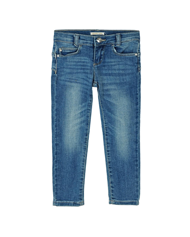 Брюки джинсовые Liu Jo для девочекДжинсы<br><br>