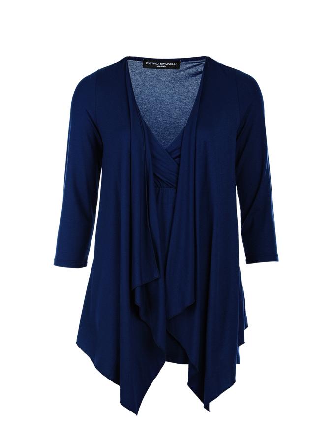 Блузон для беременных Pietro Brunelli и для кормленияБлузы, Рубашки<br><br>