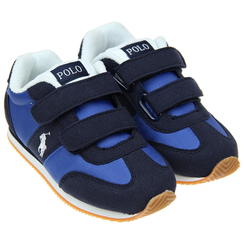 Кроссовки Polo Ralph Lauren для мальчиковКроссовки<br><br>