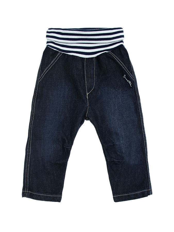 Брюки джинсовые Sanetta fiftyseven для малышейДжинсы<br><br>