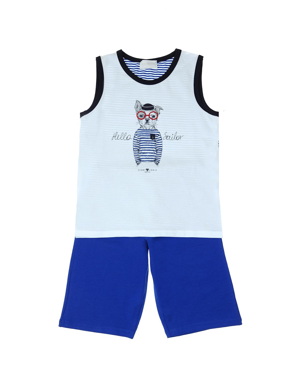 Пижама Story Loris (белье) для мальчиков
