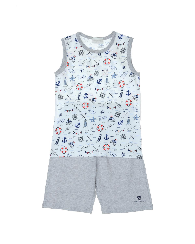 Пижама Story Loris (белье) для мальчиковПижамы<br><br>