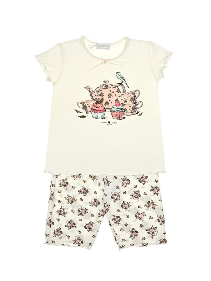 Пижама Story Loris для девочек
