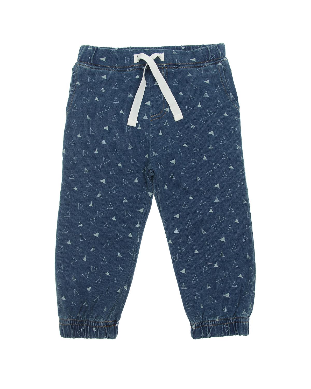 Брюки джинсовые The Bonnie Mob для малышейОдежда<br><br>