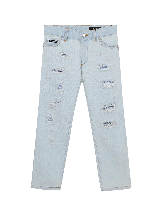 Купить Брюки джинсовые Dolce&Gabbana