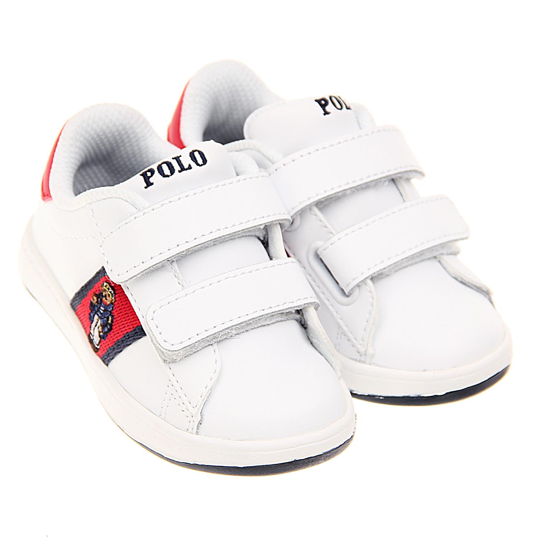 Купить Кеды Polo Ralph Lauren