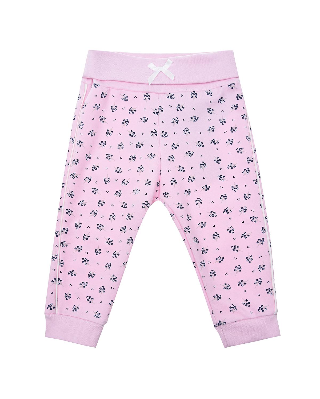 Купить Спортивные брюки с цветочным принтом Sanetta fiftyseven
