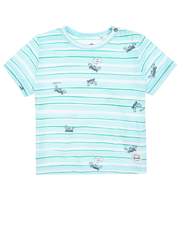 Купить Футболка Sanetta Kidswear