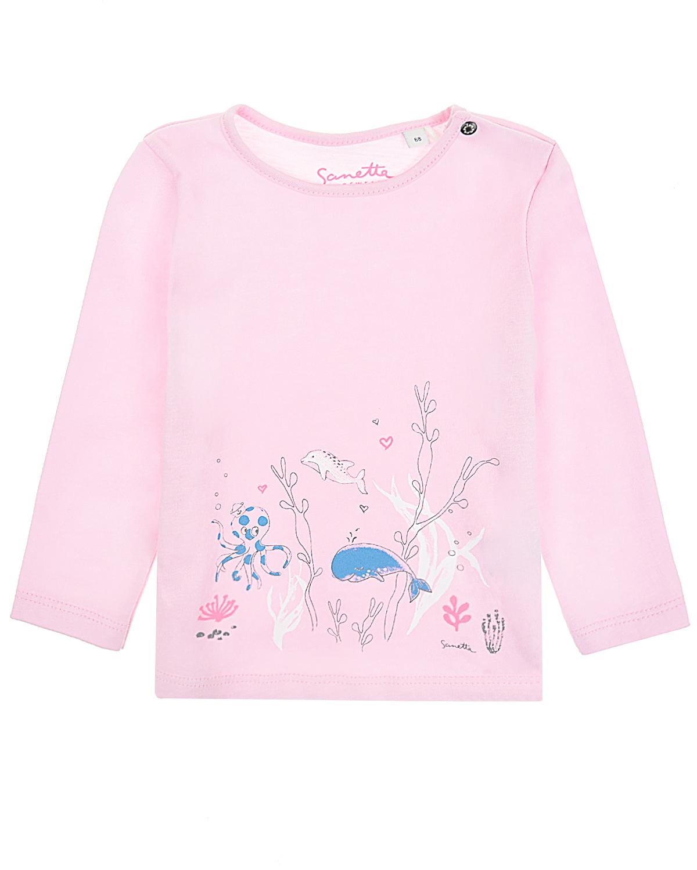 Купить Толстовка Sanetta Kidswear