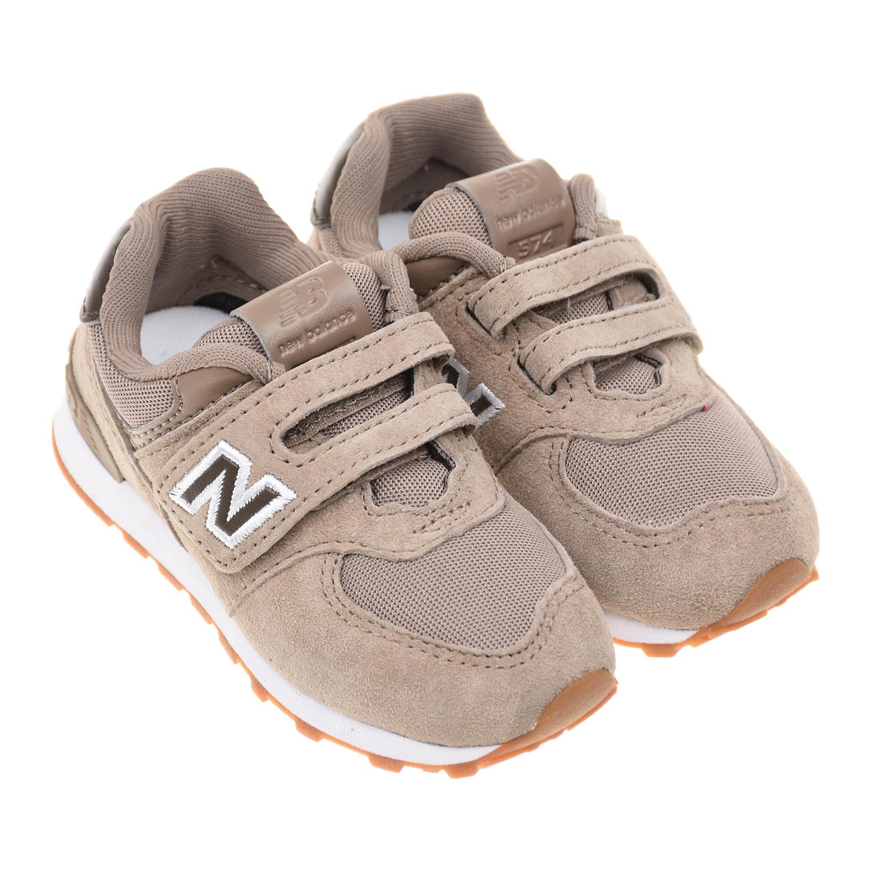 Купить Бежевые кроссовки 574 Core NEW BALANCE детские