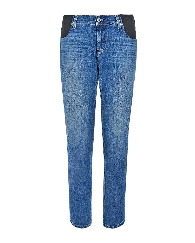 Синие джинсы для беременных Brigitte Maternity Paige.