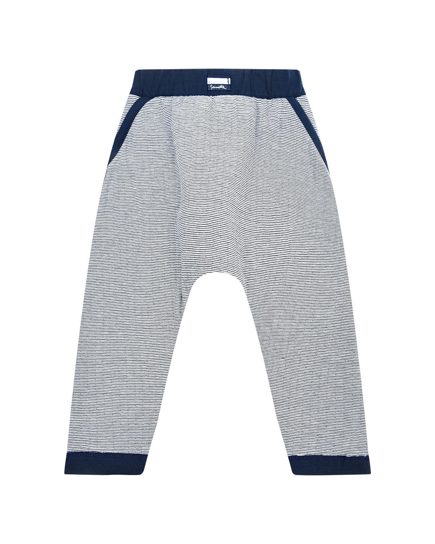 Купить Спортивные брюки в тонкую полоску Sanetta fiftyseven детские