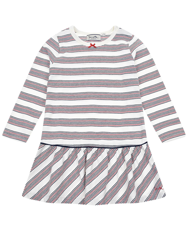 Купить Платье в разноцветную полоску Sanetta fiftyseven детское