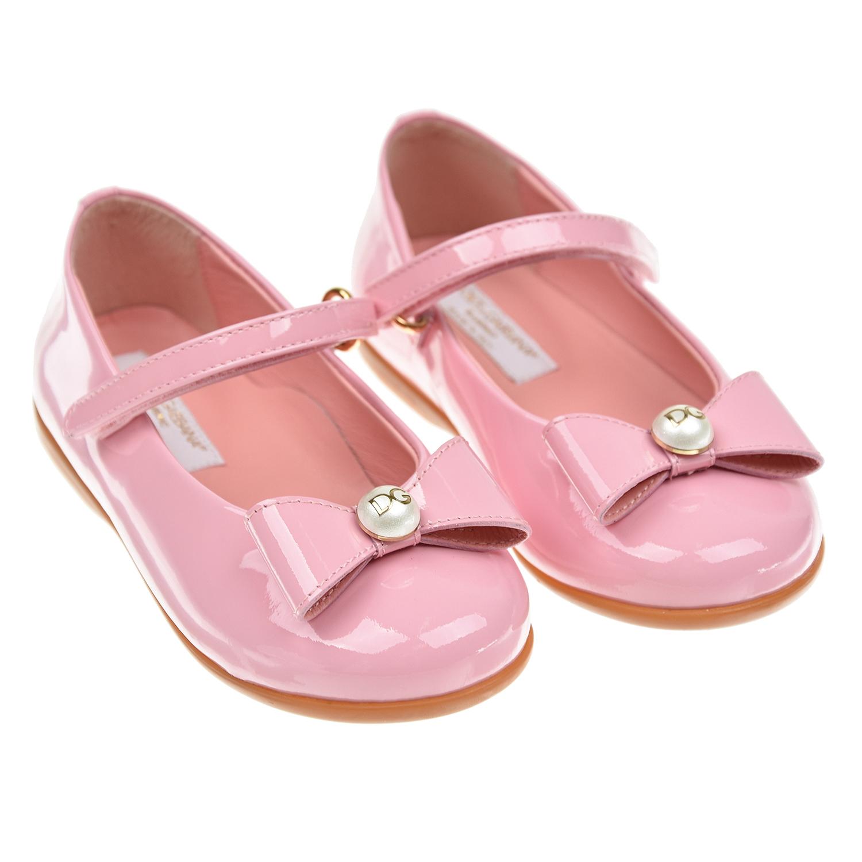 туфли dolce & gabbana для девочки