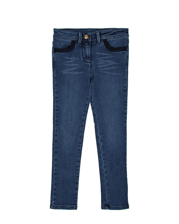 Брюки джинсовые MonclerДжинсы<br><br>