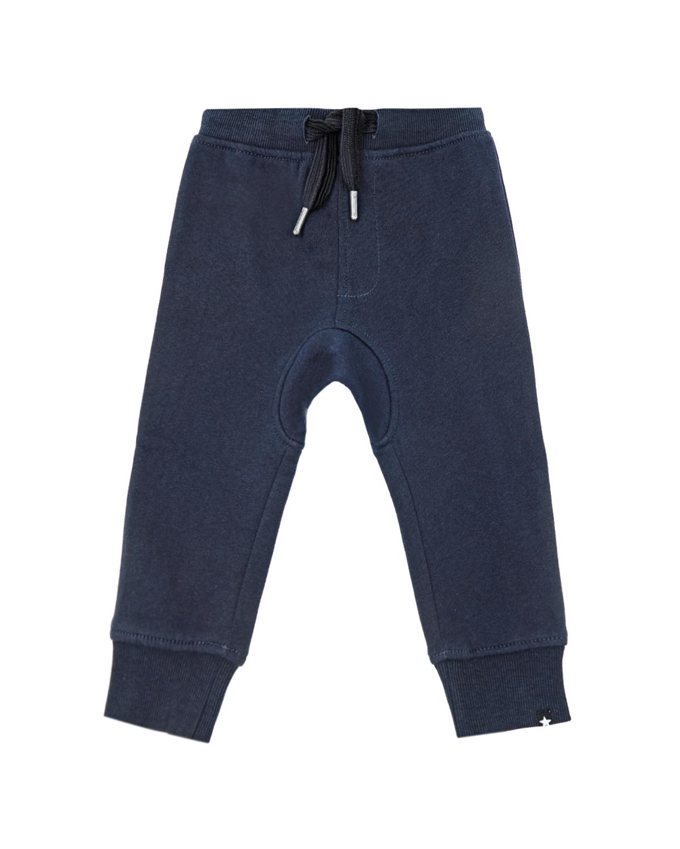 Купить со скидкой Спортивные брюки с заниженной линией шага Molo детские