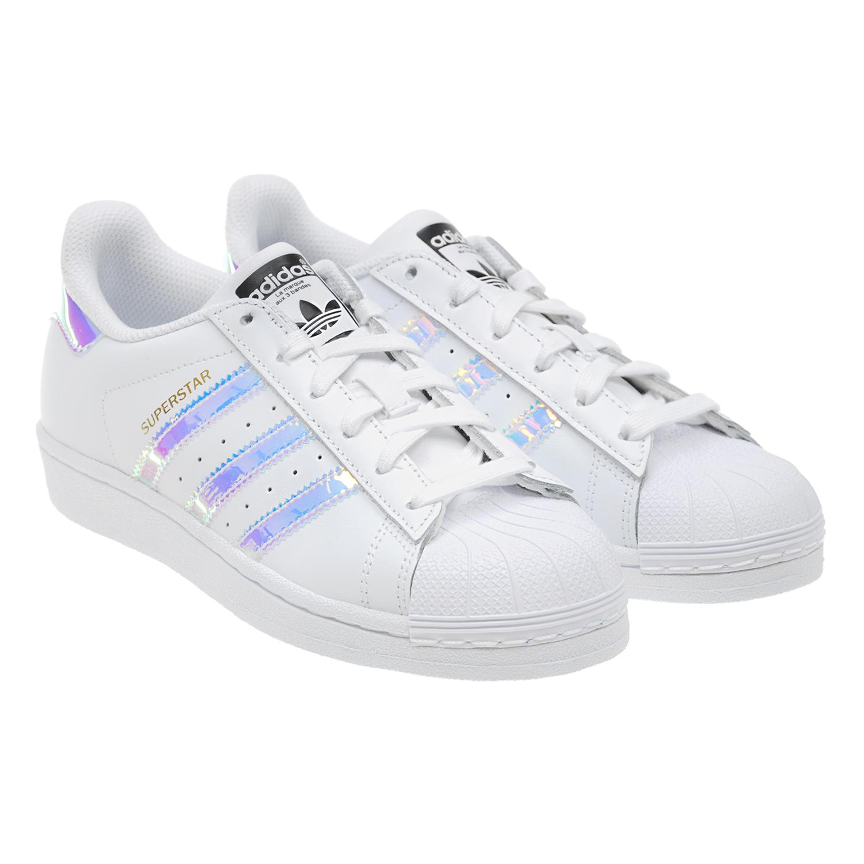 Кожаные кроссовки Superstar Adidas