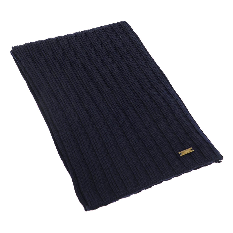 Купить Шарф фактурной вязки из шерсти, 155х25 см Il Trenino