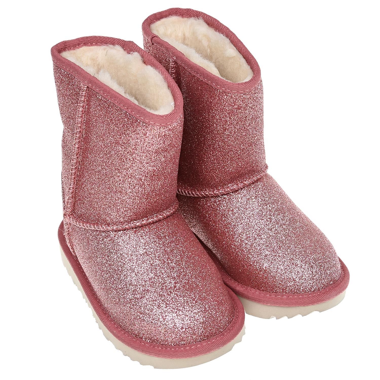 Купить Розовые угги, UGG