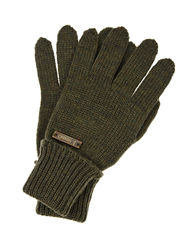 Шерстяные перчатки Il Trenino детские фото