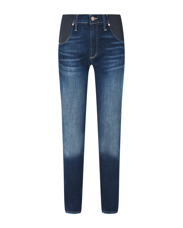 Синие джинсы для беременных Brigitte Paige.