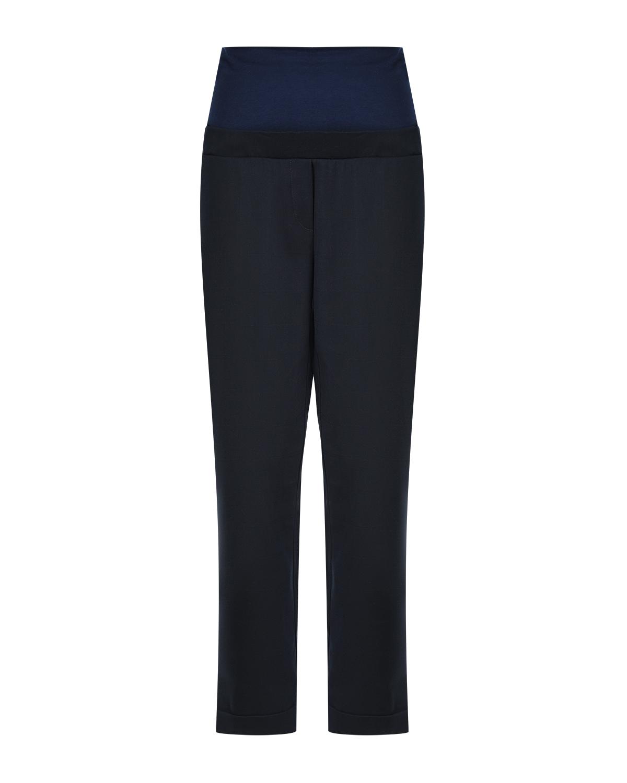 Черные брюки для беременных Dan Maralex цвет нет цвета