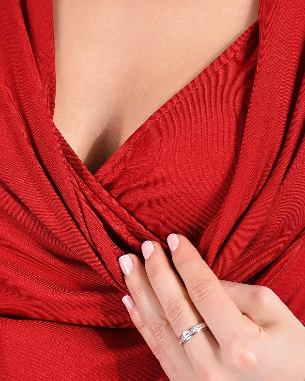 Блузон для беременных для кормления с вырезом качели Pietro Brunelli