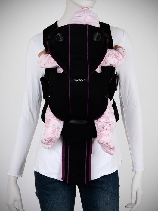 Рюкзак-кенгуру для переноски ребенка Baby Bjorn Miracle