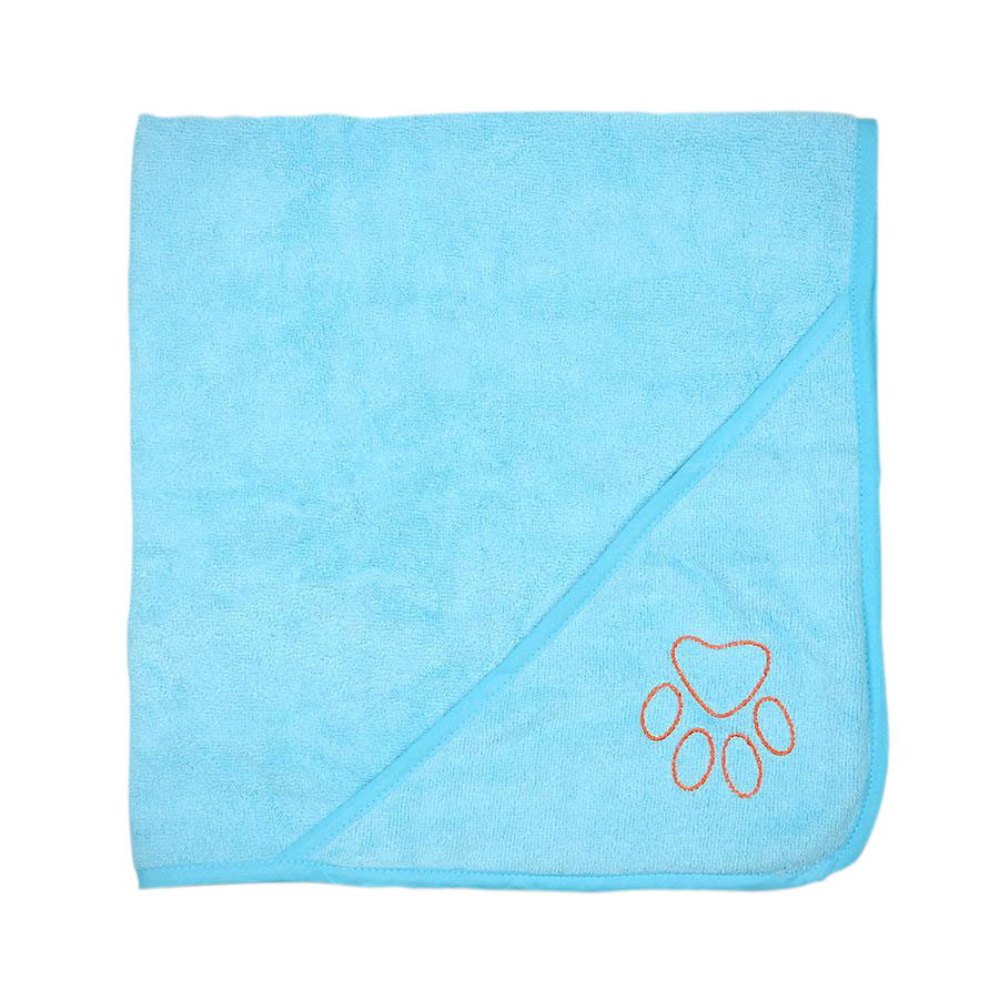 Полотенце Bellini голубое