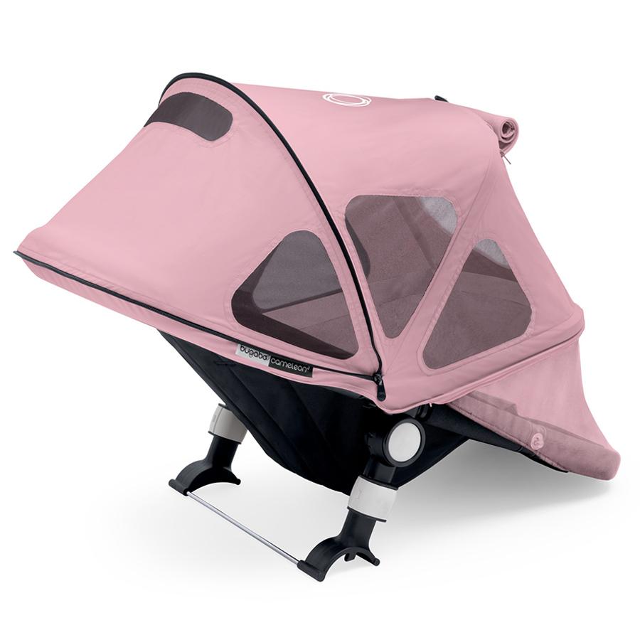Капор Bugaboo Bee 3 от солнца вентилируемый Soft PinkКоляски прогулочные<br><br>