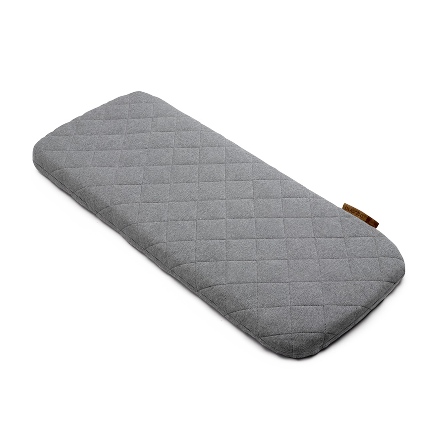 Чехол на матрац Bugaboo wool mattress cover Grey Melange