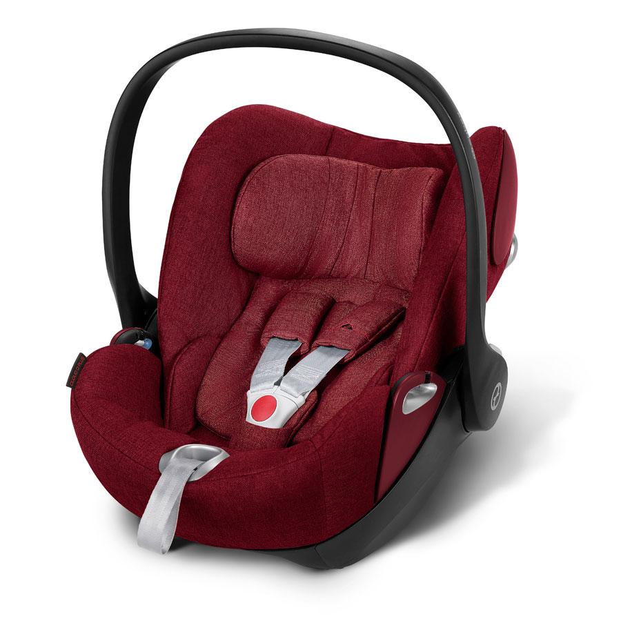 Кресло автомобильное Cybex Cloud Q Plus Infra RedАвтокресла 0+ (0-13 кг)<br><br>