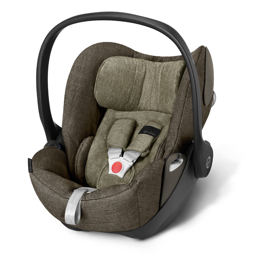 Кресло автомобильное Cybex Cloud Q Plus Olive KhakiАвтокресла 0+ (0-13 кг)<br><br>
