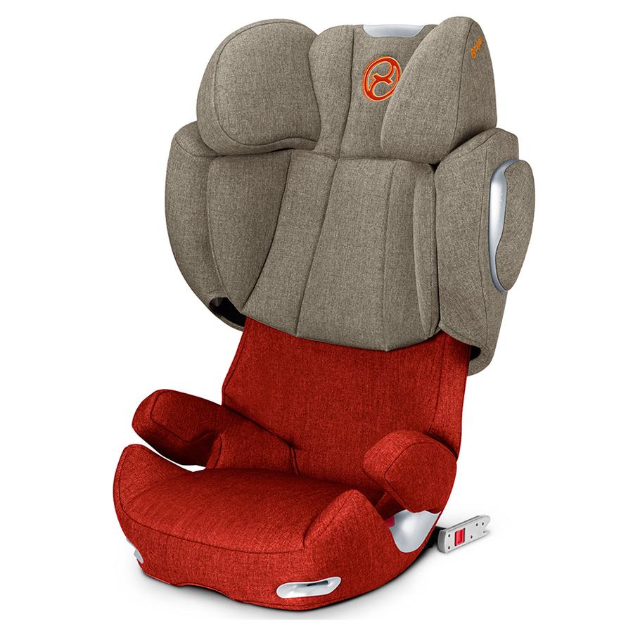 Кресло автомобильное Cybex Solution Q2-fix Plus