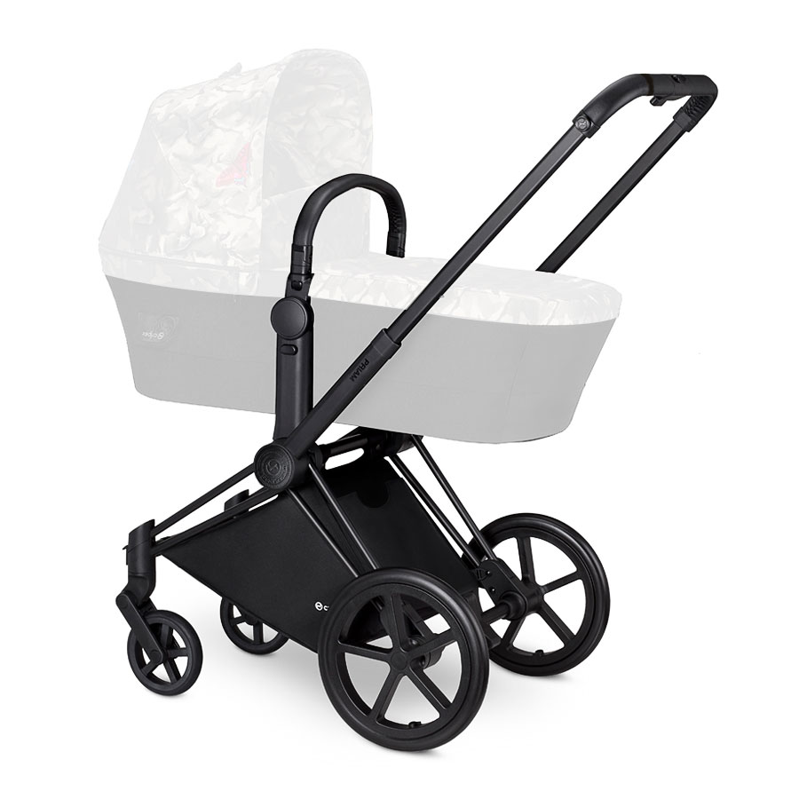 Шасси Cybex Priam All Terrain Matt black