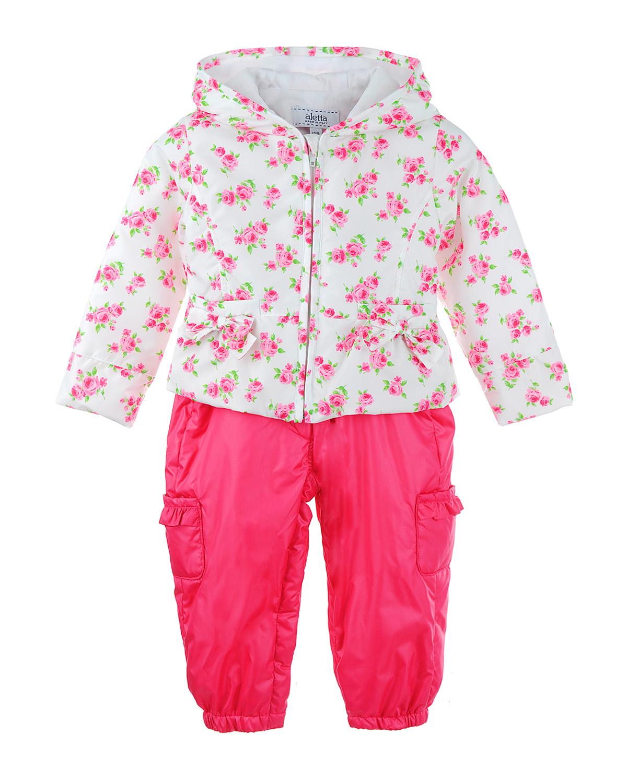 Комплект 2 дет Aletta для малышейКомбинезоны и комплекты<br><br>
