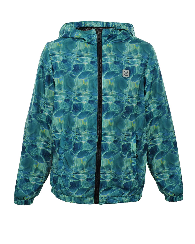 Ветровка Armani для мальчиковВерхняя одежда<br><br>