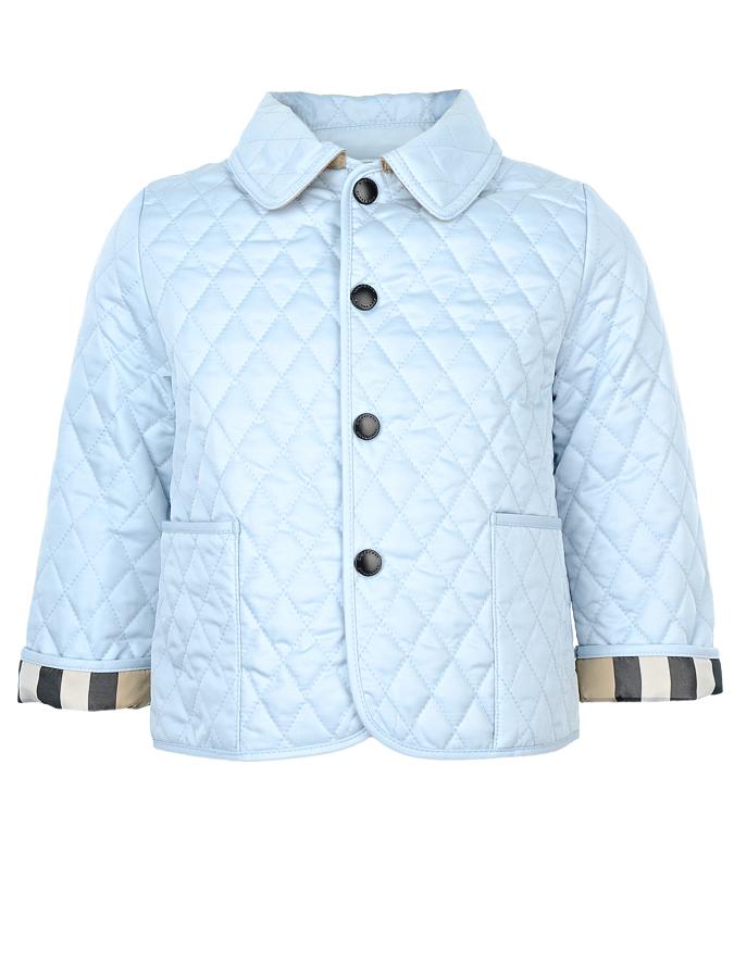 Куртка Burberry для малышейКуртки демисезонные<br><br>