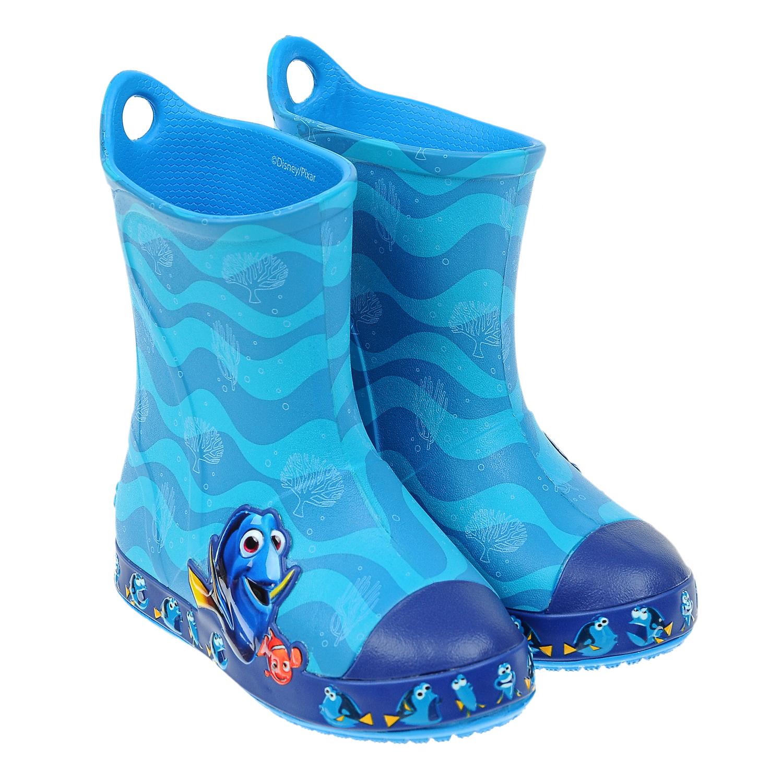 Сапоги резиновые Crocs для девочек