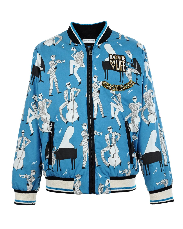 Куртка Dolce&Gabbana для мальчиков