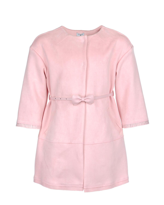 Пальто Monnalisa для девочекВерхняя одежда<br><br>