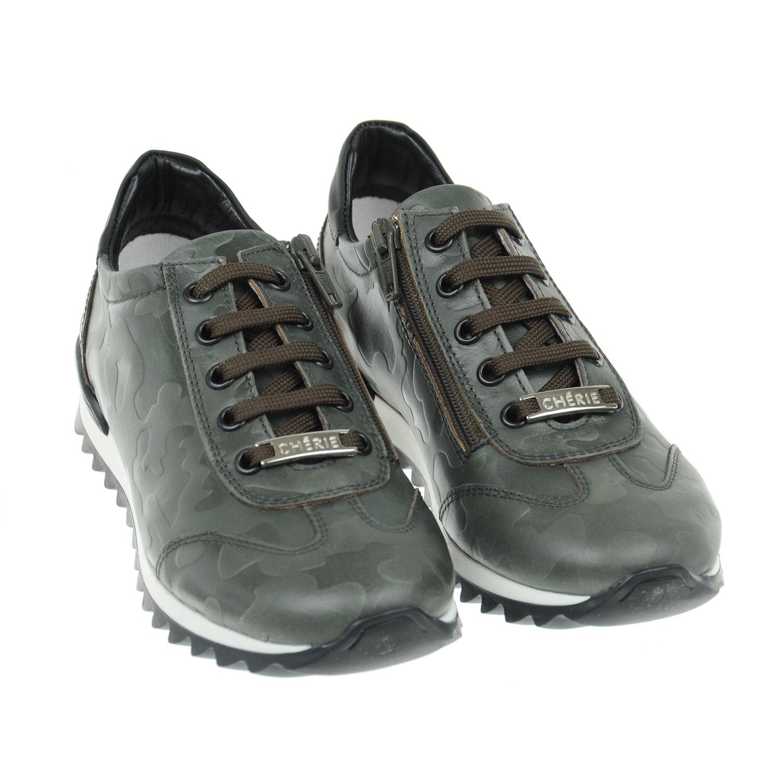 Кроссовки на шнуровке и молнииКроссовки<br><br>